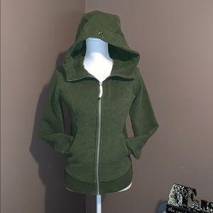 Lululemon hooded sweatshirt